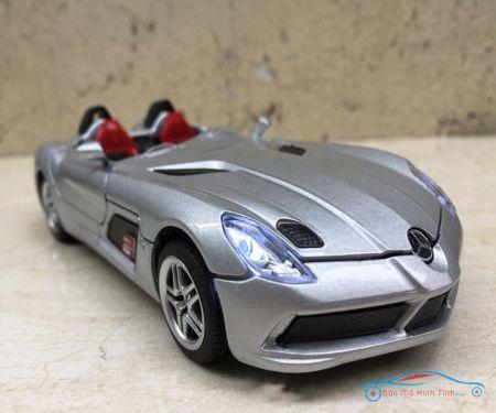 Mô hình xe ô tô Mercedes SLR Stirling Moss  tỷ lệ 1:32