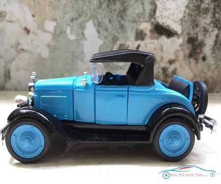 Mô hình xe cổ Chevy Series AB Roadster 1928 tỷ lệ 1:32
